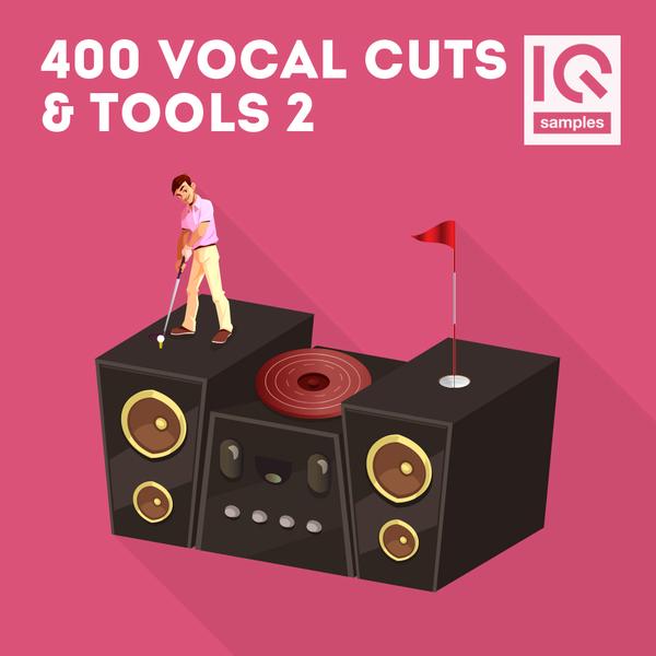400 Vocal Cuts & Tools Vol 2