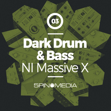 Dark Drum & Bass NI Massive X