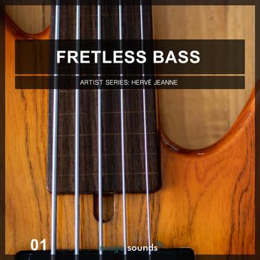 Fretless Bass Vol 1