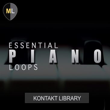 Essential Piano Loops Kontakt Library