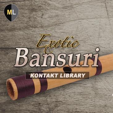 Exotic Bansuri Kontakt Library
