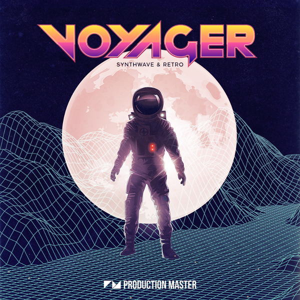 Voyager: Synthwave & Retro