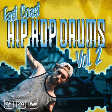East Coast Hip Hop Drums Vol 2