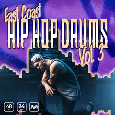 East Coast Hip Hop Drums Vol 3