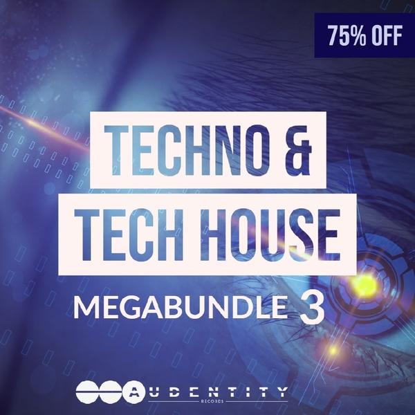 Techno & Tech House Megabundle 3