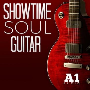 Showtime Soul Guitar