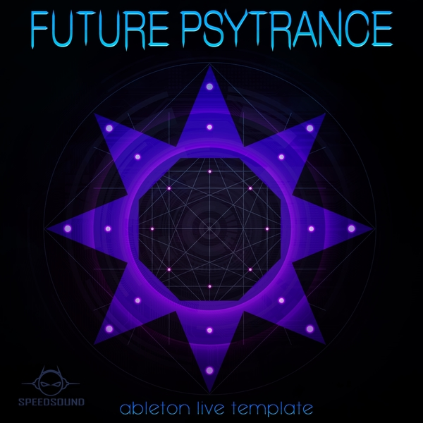 Ableton Live Template - Future Psytrance