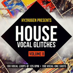 House Vocal Glitches 8