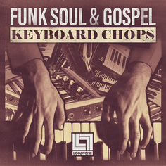 Funk, Soul & Gospel Keyboard Chops