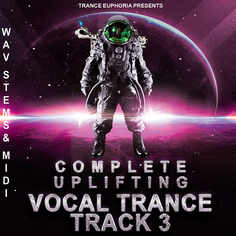 Complete Uplifting Vocal Trance Track 3