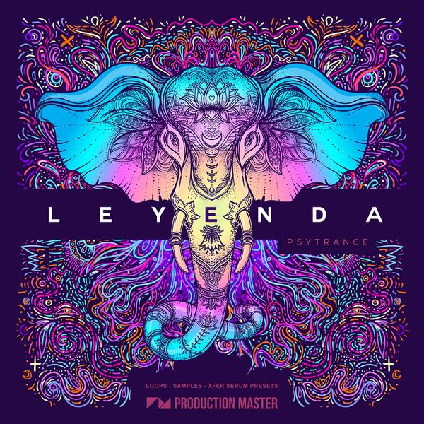 Leyenda: Psytrance