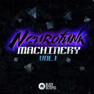 Blackwarp: Neurofunk Machinery Vol 1