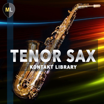 Tenor Sax Kontakt Library
