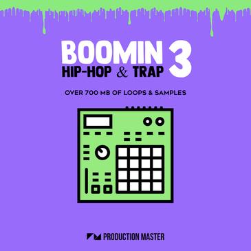 Boomin Hip-Hop & Trap 3