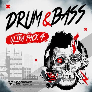 Drum & Bass Ultra Pack 4