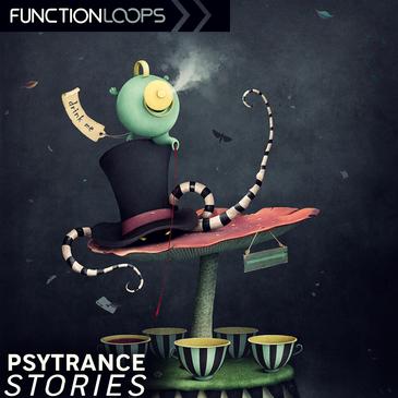 Psytrance Stories