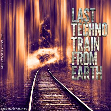 Last Techno Train From Earth