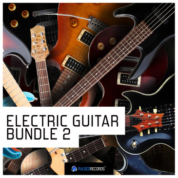 Electric Guitar Bundle 2