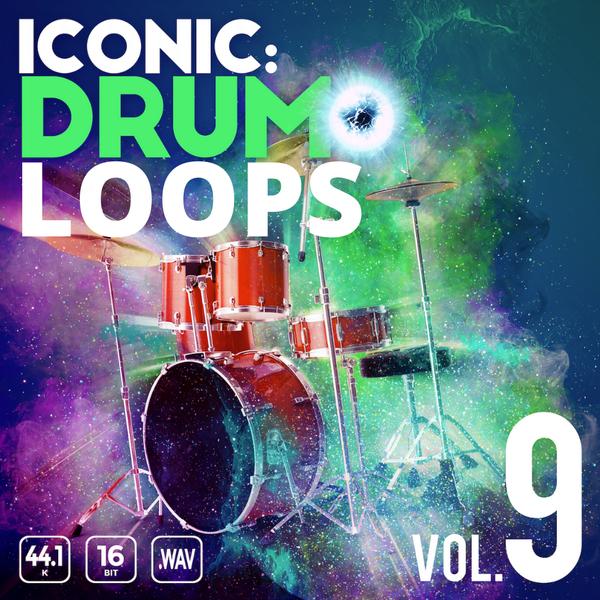 Iconic Drum Loops Vol. 9