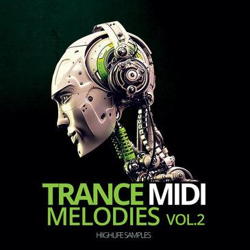 HighLife: Trance MIDI Melodies Vol 2