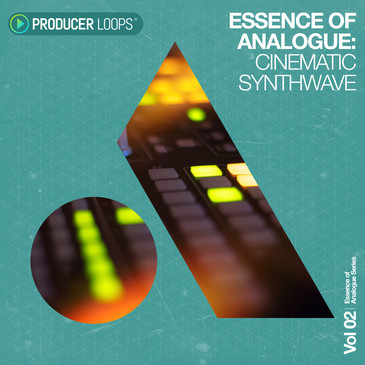 Essence of Analogue Vol 2: Cinematic Synthwave