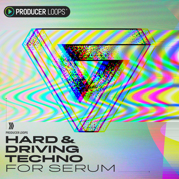 Hard & Driving Techno for Serum
