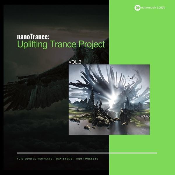 nanoTRANCE: Uplifting Trance Project Vol 3