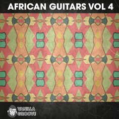 African Guitars Vol 4