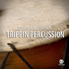 Trippin Percussion Loops