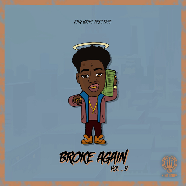 Broke Again Vol 3
