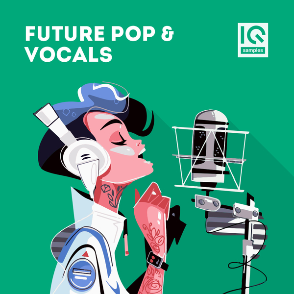 IQ Future Pop & Vocals