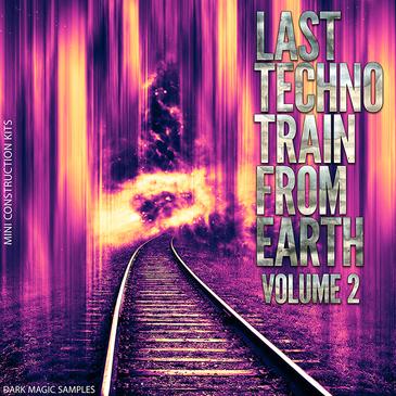 Last Techno Train From Earth Volume 2