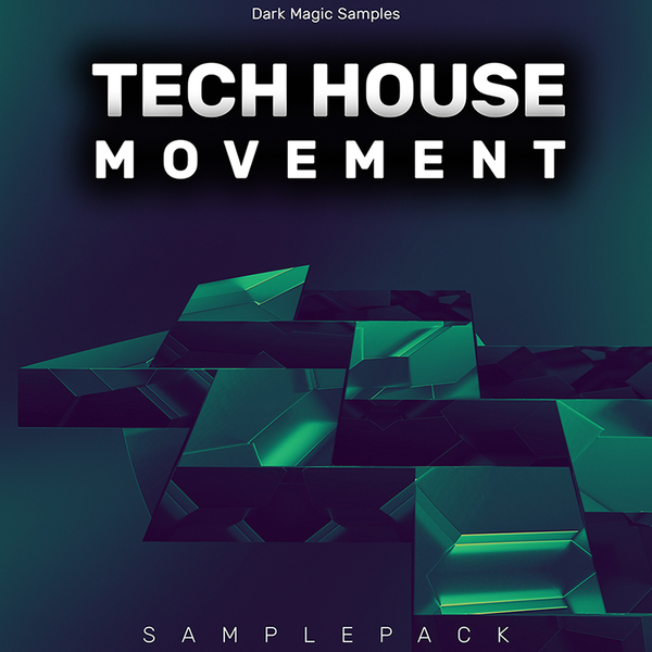 Tech House Movement Sample Pack