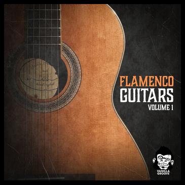 Flamenco Guitars Vol 1