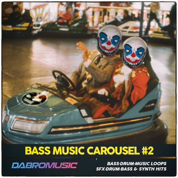 Bass Music Carousel 2
