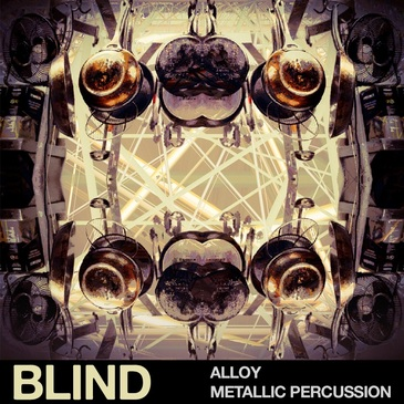 Alloy: Metallic Percussion One Shots