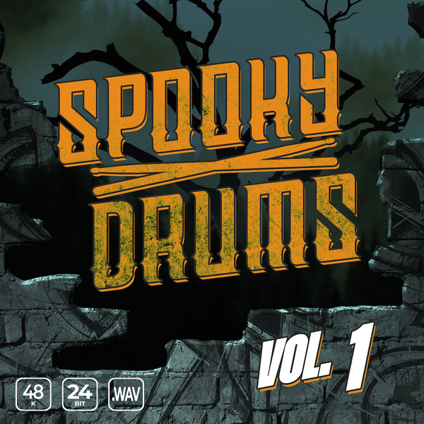Spooky Drums Vol. 1
