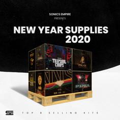 New Year Supplies Bundle