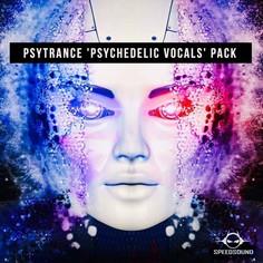 Psytrance Psychedelic Vocals Pack