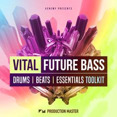 Production Master - Vital Future Bass Toolkit