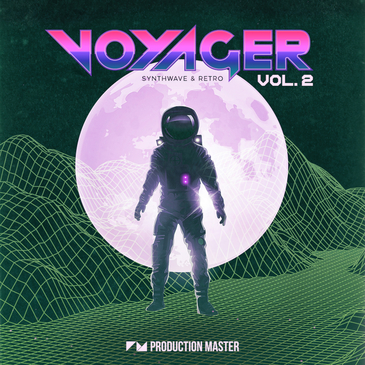 Voyager 2 - Synthwave & Retro