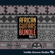 African Guitars Bundle