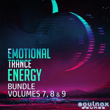 Emotional Trance Energy Bundle (Vols 7-8-9)