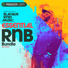 Blacque Byrd Music: Essential RnB Bundle (Vols 1-3)