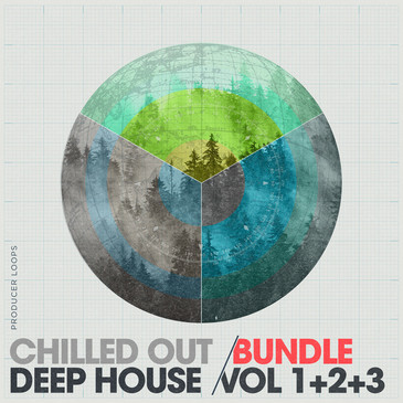 Chilled Out Deep House Bundle (Vols 1-3)