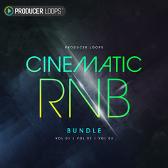 Cinematic RnB Bundle (Vols 1-3)