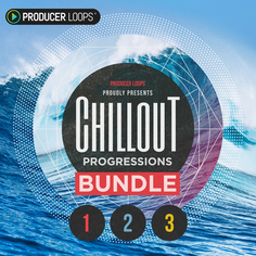 Chillout Progressions Bundle (Vols 1-3)