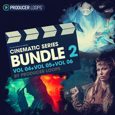 Cinematic Series Bundle (Vols 4-6)