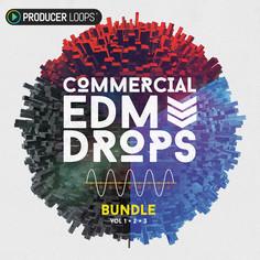 Commercial EDM Drops Bundle (Vols 1-3)