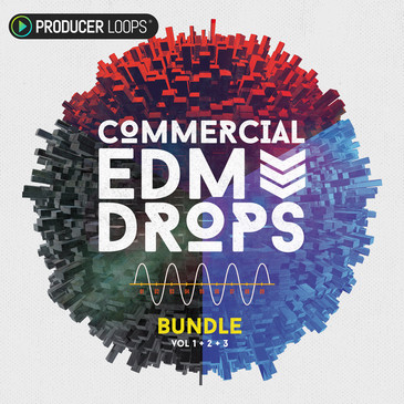 Commercial EDM Drops Bundle (Vols 1-3)
